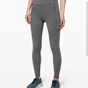 grey lululemon speed up tights